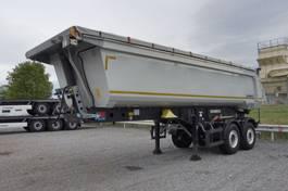 kipper oplegger Schmitz Cargobull SKI 18 SL - 7.2 SR - STALEN ACHTER OVER KIPPER KIPPER CA 25 M3 - ONGEBRUIKT