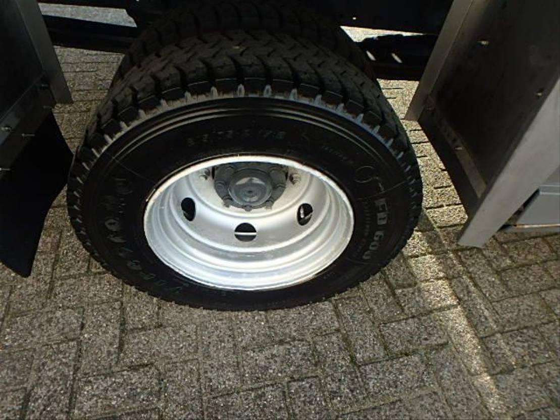 koelwagen vrachtwagen Mercedes-Benz Atego 815 + MANUAL + COOLING 2001