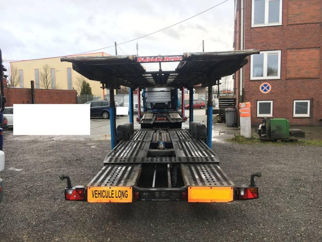 autotransporter vrachtwagen Mercedes-Benz 1841 2013