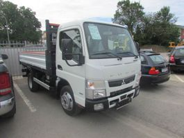 kipper vrachtwagen > 7.5 t FUSO Canter 6 S 15 Kipper 2019