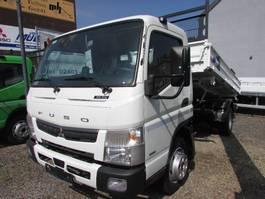 kipper vrachtwagen > 7.5 t FUSO Canter 7 C 15 MEILLER Kipper 2019