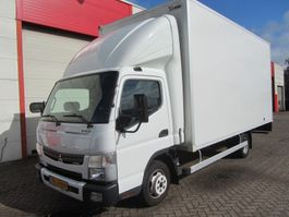 bakwagen vrachtwagen FUSO CANTER 2018