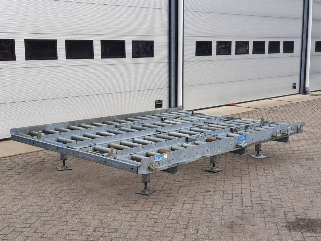 overige truck uitrusting Diversen Pallet rack 53125136