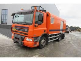 bitumensprayer vrachtwagen DAF CF 65 / Burtec Bitumen Sprayer 2009