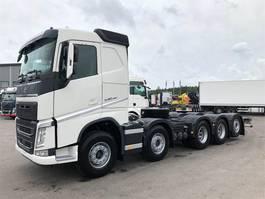 kipper vrachtwagen > 7.5 t Volvo FH 540 10x4 Talman Louhoslavalla kasettivalmiudella 2020