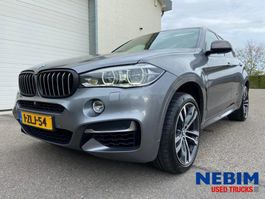 suv wagen BMW X6 M 50D HIGH EXECUTIVE - EURO 6 2015