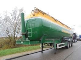 silo oplegger Feldbinder 3-Axle Silo / 57m3 / SAF Axles / NL Trailer / Tuv-APK! 1992
