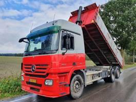 camion à benne basculante > 7.5 t Mercedes-Benz ACTROS 2541 LTNLA 2008