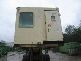 kantoor woonunit container UNITS
