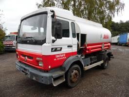 tankwagen vrachtwagen Renault Midliner 150 tankwagen 1996