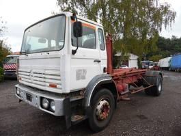 containersysteem vrachtwagen Renault G230 containersysteem 1980