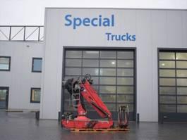 kraanwagen HMF 1444-Z2 (Wood / Holz ) Crane / Kraan / Autolaadkraan / Ladekran / Grua 2014