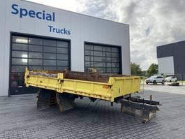 kipper vrachtwagen > 7.5 t ATM Kipper bak + Hulpframe kraan