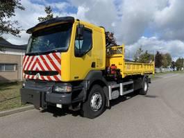 kipper vrachtwagen > 7.5 t Renault Kerax 320 EURO 3. 80.000 KM !!! EX COVERNMENT TRUCK !!!! 2005