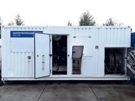 container aggregaat Cummins - NT855G6 - 300 KVA - SILENT 50HZ TE KOOP - NEDERLAND 1995