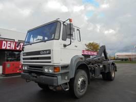containersysteem vrachtwagen DAF FAV 23OO TURBO 4X4 1993