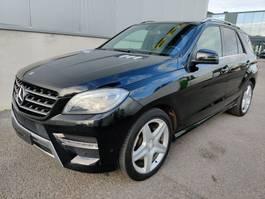 terreinwagen Mercedes-Benz ML 250 BlueTEC 4MATIC comand*parktronic*trekhaak*zetelverwarming 2012