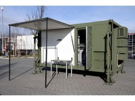 kantoor woonunit container ARMPOL / Military container body / NEW / UNUSED / 2020 2020