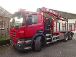 kipper vrachtwagen > 7.5 t Scania P 340 LB 6X2*4 HNA 2007