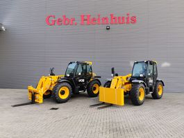 starre verreiker JCB 531-70 New/Unused 2 Pieces! 2019