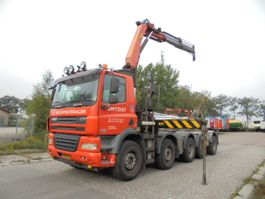 containersysteem vrachtwagen DAF CF 85 -410 10X4 2008