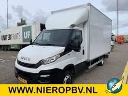 bakwagen vrachtwagen Iveco Daily 35C15 daily 35C15 bakwagen laadklep zijdeur 2018
