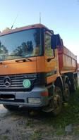 overige vrachtwagens Mercedes-Benz 4140/43 tipper 8x6.Manual In top Condition