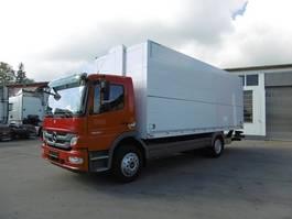 overige vrachtwagens Mercedes-Benz 1624 Atego Schwenkwandaufbau LBW 2to Euro 5 2013