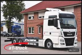 mega-volume vrachtwagen MAN TGX 24.440 XXL,  Jumbo BDF, ZF Intarder, 7450 / 7820 2016