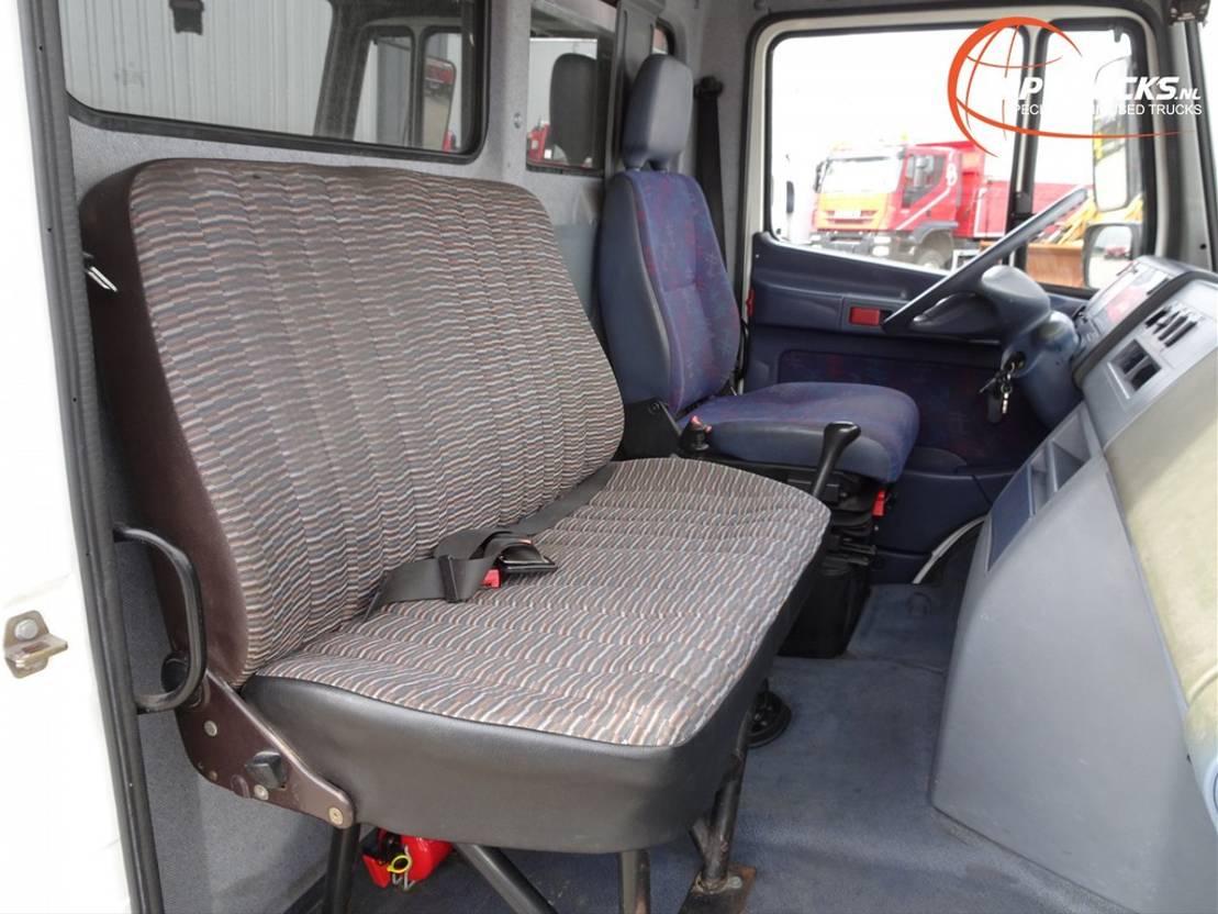 paardenvrachtwagen Mercedes-Benz 814 D Paardenwagen, Horsetruck, Pferdewagen 3-4 - Veewagen, livestock, V... 2005