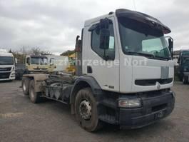 containersysteem vrachtwagen Renault 370dci