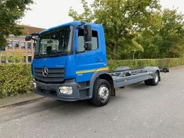chassis cabine vrachtwagen Mercedes-Benz Atego 1318 L ClassicSpace - Model 2017 - ( 1218 ) 2016