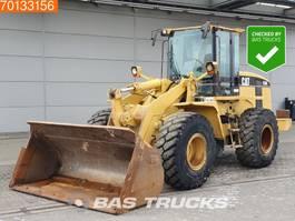 wiellader Caterpillar 938G 80% tyres 2000