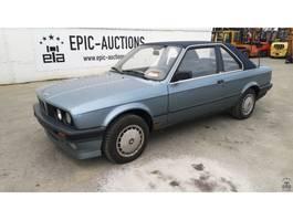 coupé wagen BMW E30 318i Baur TC 1987