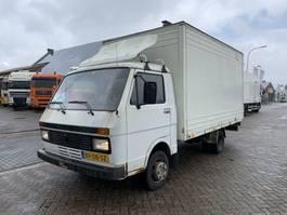 bakwagen vrachtwagen Volkswagen LT 40 APK tot 02-2021 Steel Springs 1987