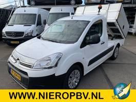 platform bedrijfswagen Citroën Berlingo kieper airco 88000km 2013