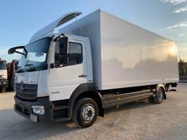 bakwagen vrachtwagen > 7.5 t Mercedes-Benz Atego 1223 2017