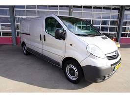 gesloten bestelwagen Opel Vivaro 2.0 CDTI 115PK L2H1 Airco/Cruise/Navi 2012