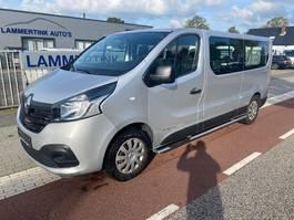minivan - personenbus Renault Trafic Passenger 1.6 dCi 88KW Passenger LANG L2H1 KLIMA NAVI 9SITZ 2015