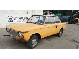 hatchback auto BMW 1600-2 1969