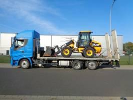 autotransporter vrachtwagen Iveco STRALIS AS260S42 - LENKACHSE - EURO 5