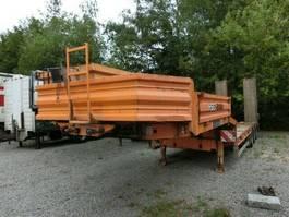 dieplader oplegger Goldhofer Tieflader STN-L3-38/80