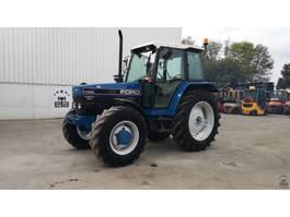 standaard tractor landbouw Ford 7740 SLE