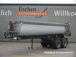 kipper oplegger Langendorf SKS-HS 18/27, 22 m³, BPW, Luft, Podest, Trommel 2003