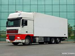 koelwagen vrachtwagen DAF FAR XF105.460 6X2 E5 MANUAL GEARBOX INTARDER RETARDER NL TRUCK 2013