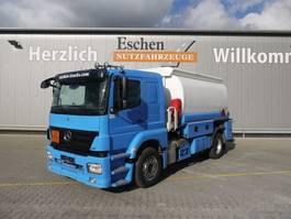 tankwagen vrachtwagen Mercedes-Benz 1833 Axor, Esterer A3, Oben/Unten, 14.410 ltr.