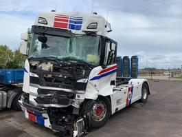 standaard trekker Scania R500 RETARDER 2018