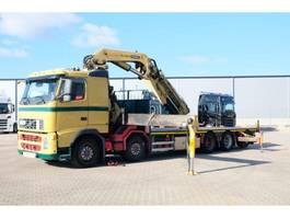 kraanwagen Volvo FH 440 10x4 Palfinger PK60002 crane 2008
