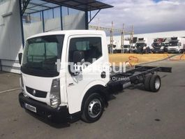 chassis cabine bedrijfswagen Renault Maxity 140.35 2015