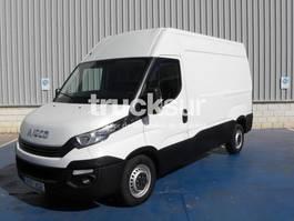 bakwagen bedrijfswagen < 7.5 t Iveco Daily 35 S16 10,8 M3 2018